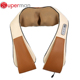 Customization Wireless Heated Massage Belt Battery Operated Body Relax Massager