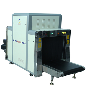 Airport High penetration x ray luggage machine and x-ray baggage scanners security inspection equipment
