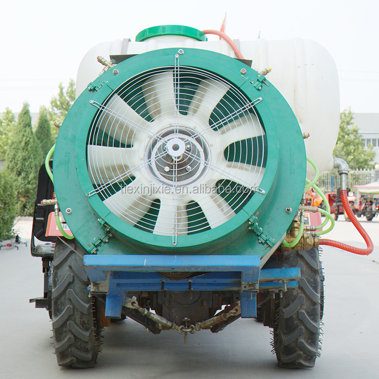 Agricultural Tractor Mounted Pesticide Boom Sprayer for farm / sprinkler for boom spraying