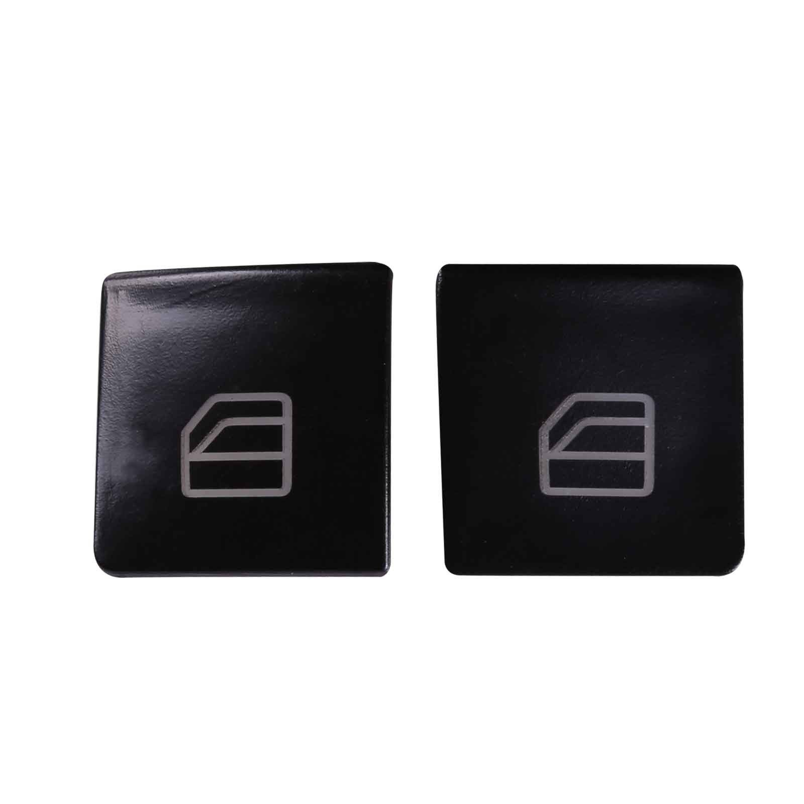 Bross Bdp109fba 2 Pieces Window Switch On Cover Set Front Left Door Driver Side