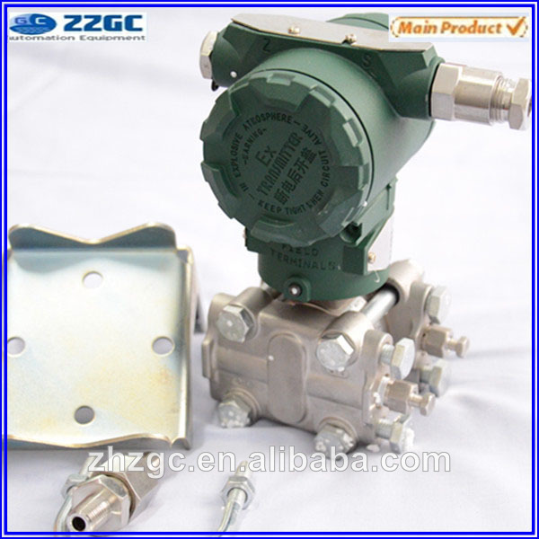 Top chinese supplier /flange-mounted level pressure transmitter with low price