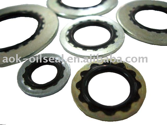 Bonded Seal - Buy Bonded Seal,Washer Seal,Seal Product on Alibaba.com