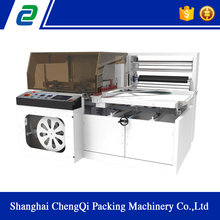 Hot shrink automatic food packaging machine