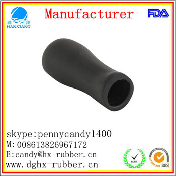Custom Rubber Grip/Silicone Rubber Handle/Various Rubber Handle Grip