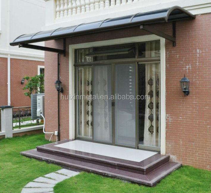 Practical Window Rain Awning Rain Shade Window Canopy
