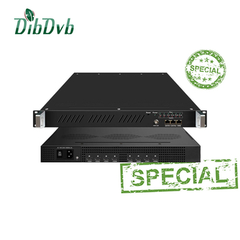 8 in 1 mpeg-4 avc/h.264 hd encoder for digital cable tv system