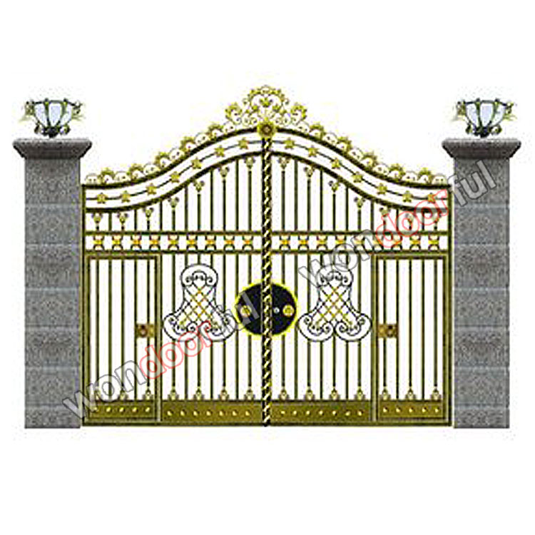 Hot sale rust prevention Iron indian house main gate designs