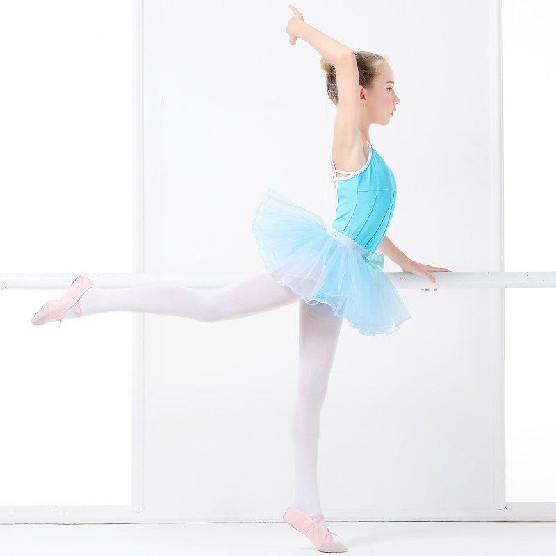 8 Colors Ballet Tulle Skirts Girls Tutu Dress