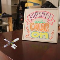8g 10 color premium quality art painting pen liquid chalk marker
