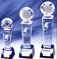 Award Product Type and Europe Regional Feature cheap crystal globe award trophy MH-JB0056