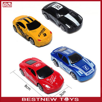 multi miniature metal toy car kids die cast small cars