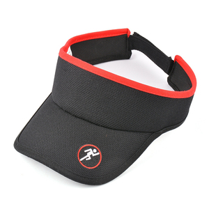 8919ae5a5056a Universal custom embroidery men s short sports visor sun visors cap