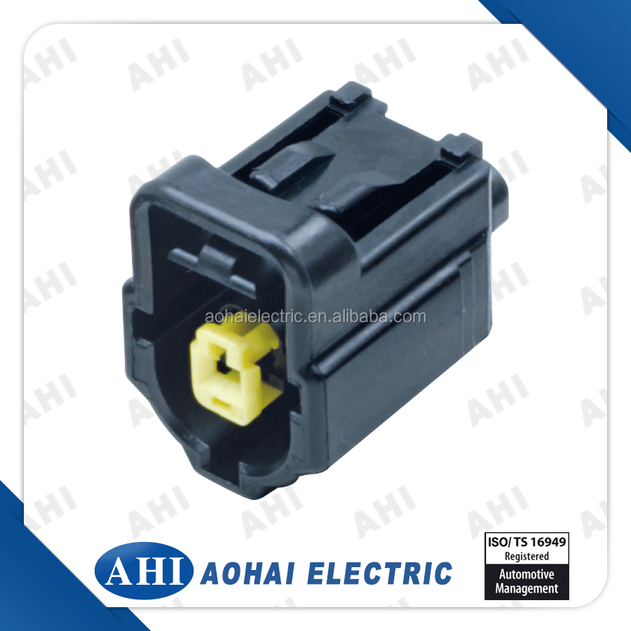 184042 1 Pin Automotive Electrical Plastic Parts Wiring Harness Auto Connector Buy Product Name