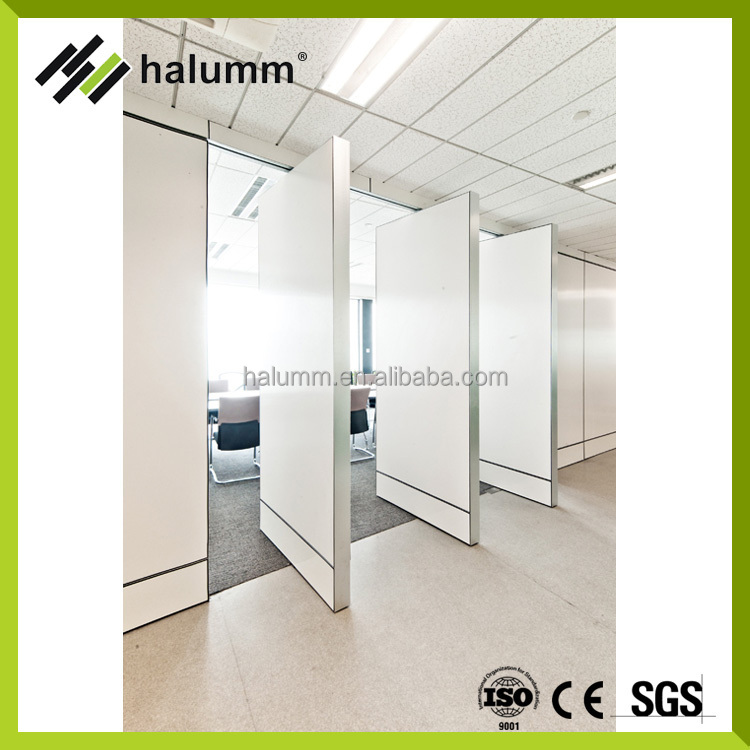 Good quality interior partition walls movable office for Movable walls room partitions
