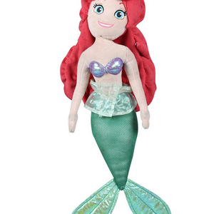 LOL little hand made live textil babi mermaid toy plush doll with custom design