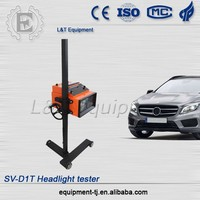 Best Price High Quality SV-D1T China Headlight Beam Tester