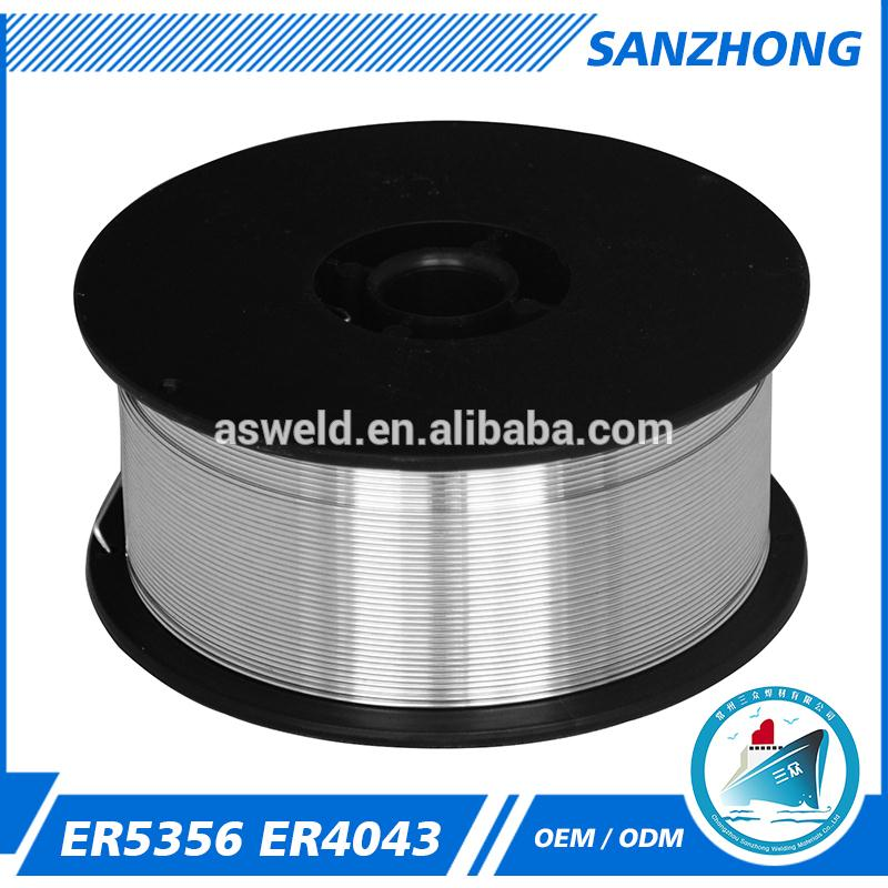 er4043 dia 0.9mm 1.2mm 1.6mm 2.0mm solder welding wire welding wire production with great price