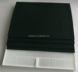 Wholesale High Quality Replacement Air Purifier HEPA Filter for 115115 Size 21 Plus 4 Activated carbon Air Cleaner Filter