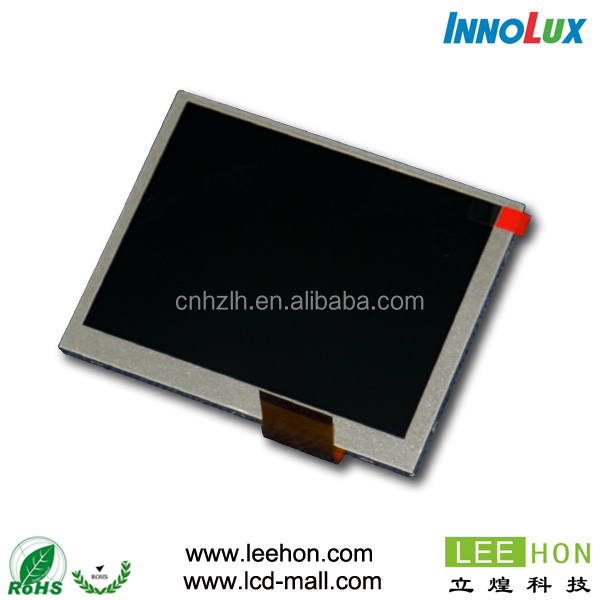 "AT056TN52 V3 Innolux 5.6"" LCD screen display for digital frame panel"