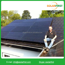 10KW solar energy system off grid hybrid solar wind power system