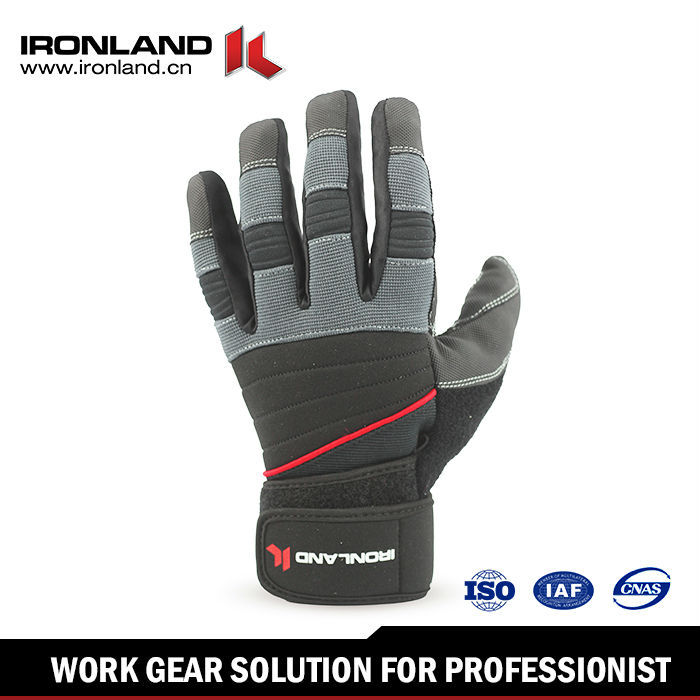 Sure Grip Texturedpalm Pads And Fingertips Hand Gloves ...