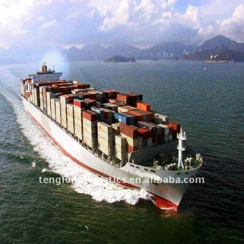 Freight forwarder shipping to Salvador of Brazil from Xiame Fuzhou