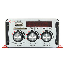 USB SD DVD CD FM MP3 Digitale Display A LED <span class=keywords><strong>Auto</strong></span> Moto <span class=keywords><strong>Amplificatore</strong></span> 20 W + 20 W 12 V <span class=keywords><strong>Auto</strong></span> audio Stereo <span class=keywords><strong>Amplificatore</strong></span> MA-600