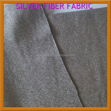100% Silver fiber emi rf shield conductive fabric