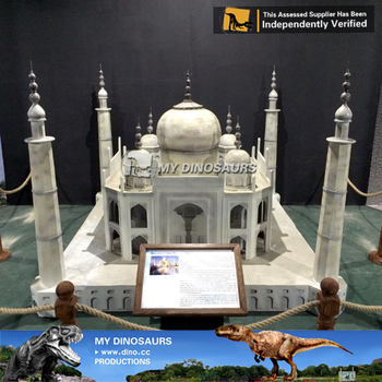 MY Dino-N03 Customizable minipark Taj Mahal for Amusement Park