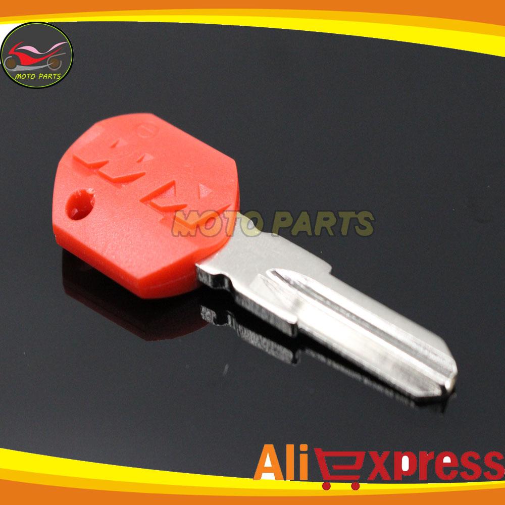 1 шт. бланк транспондер ключ для KTM 690 990 1190 приключения RC8 RC8R супер герцог бесплатная доставка