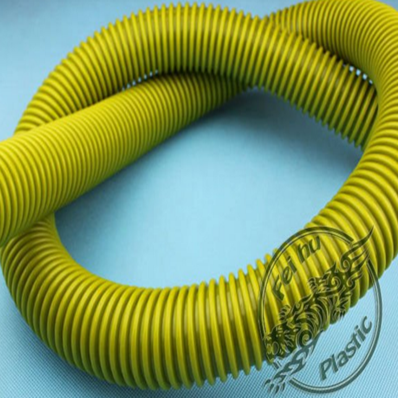 Flexible Vacuum Cleaner Corrugated Rubber Pipe Hose
