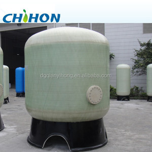"Widely-used universal effluent treatment tank 80""x96"" for STP/ETP/WWTP projects"