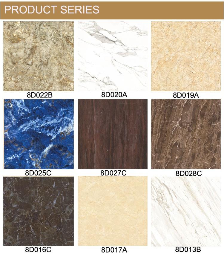 800x800mm Brown Colour Marble Pakistan Prices Floor Tiles Ht8307b