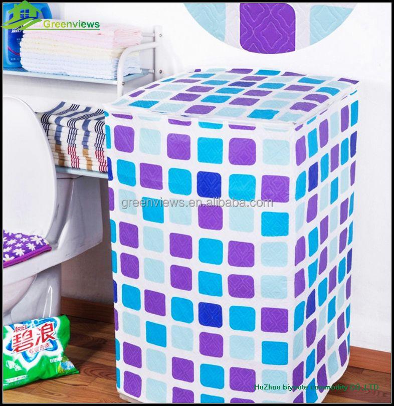 Assez Vente étanche machine à laver tissu couverture polyester  IC49