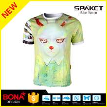 custom your own cycling wear high performance china men cycling t-shirt