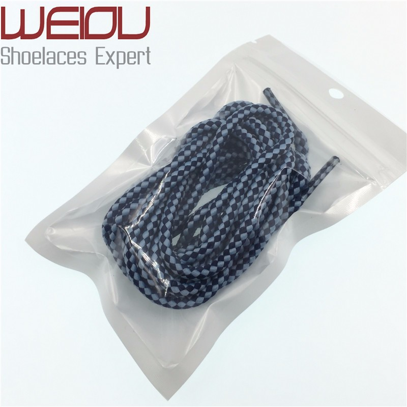 173c4516b4a Weiou Round rope laces Climbing Shoelaces for Martin Boots Sports  Basketball shoe laces Outdoor shoestring Support
