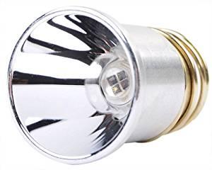 TrustFire 5W LED Infrared Bulb Lamp Replacement 940nm 4.2V-8.4V Drop-in Module for SureFire 6P/C2/E2/G2/M2/Z2 UltraFire WF501B/L2/C1/WF501C/WF502B/WF503B/WF504B