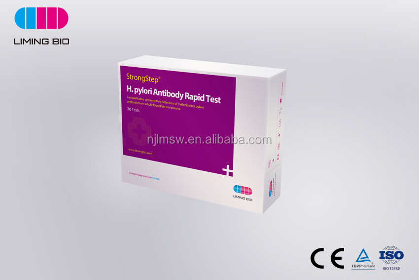 High Accuracy Infectious Diseases Rapid Test Kit HP Test