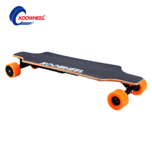 100% Canadian Maple Material 4 Wheel Electric Skateboard