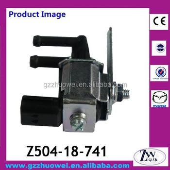Large Stock Vacuum Solenoid Valve For Mazda 6 Mpv Premacy Rx8 Z504 ...