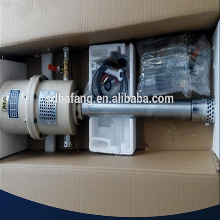 Portable mining use injection high pressure grouting pump
