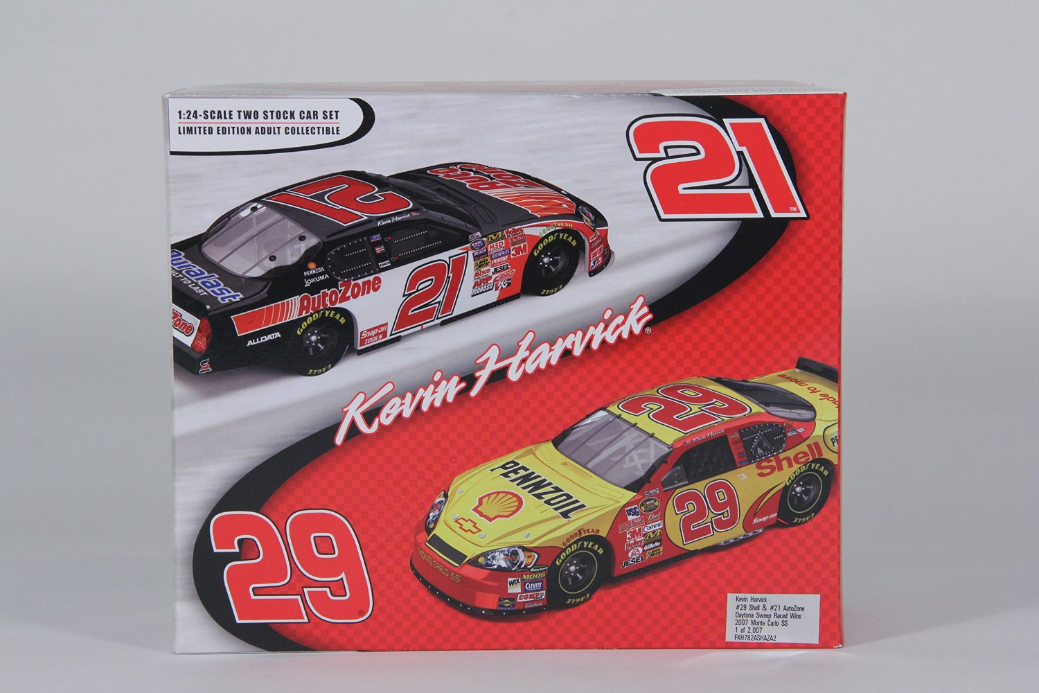 Cheap Autozone Gas Find Deals On Line At Alibabacom 2007 Monte Carlo Fuel Filter Get Quotations Kevin Harvick 29 Shell 21 Daytona Sweep Raced Win