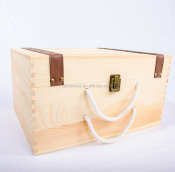 Wholesale customized wooden boxes from China professional factory