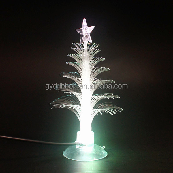 christmas fibre optic decorations 7 ft fiber optic christmas treeoffice decoration mini optic fiber