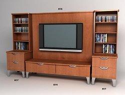 Muebles Para Tv De Plasma O Lcd Centro De Entretenimiento Buy