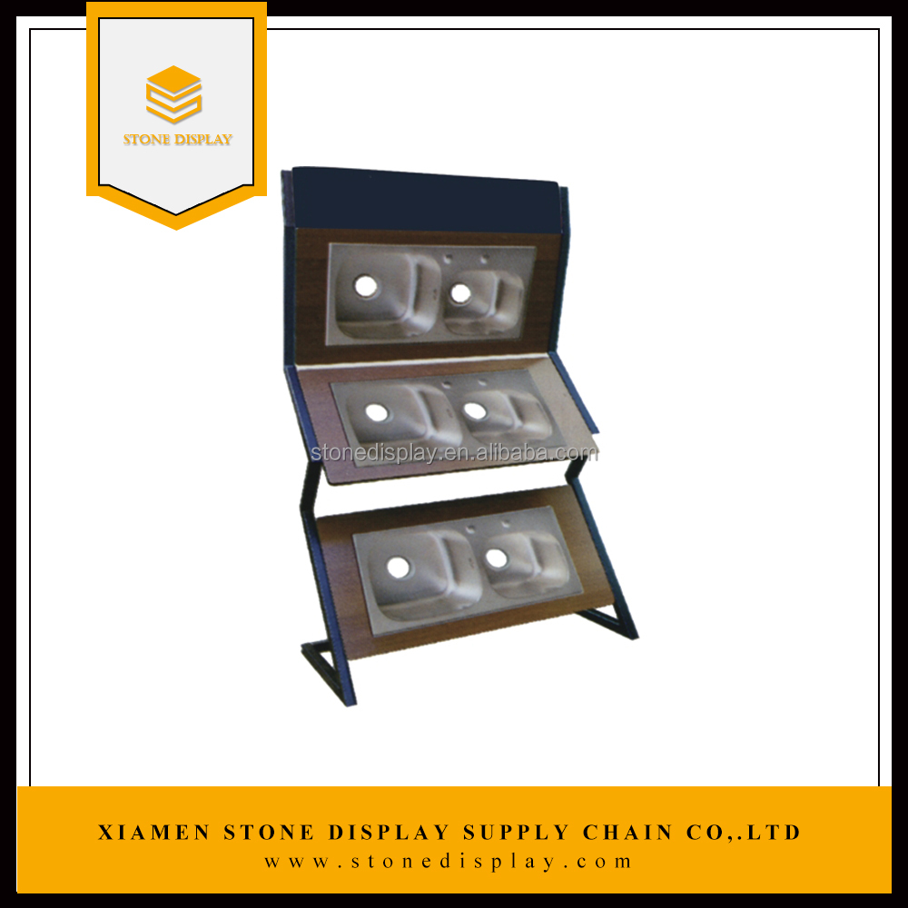 Elegant Sink Display Rack, Sink Display Rack Suppliers And Manufacturers At  Alibaba.com