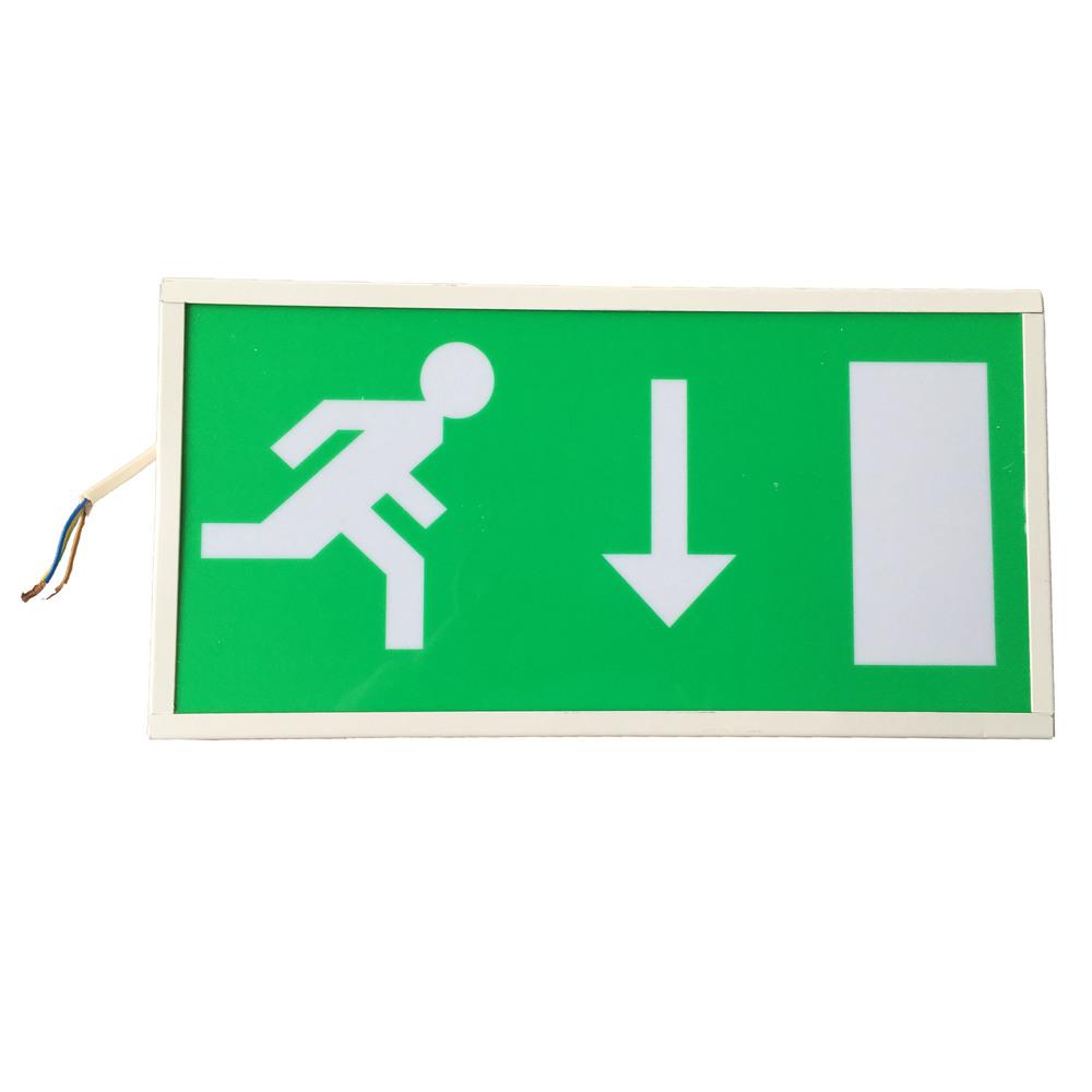 Smd Ijzeren Kist Routes Uitgang,Nooduitgang Tekenen Boord,Exit Sign ...
