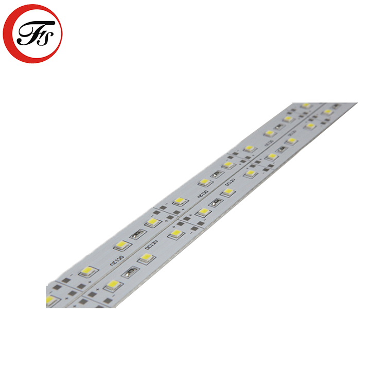 Aluminium led light electronic <strong>pcb</strong> for led rigid strip