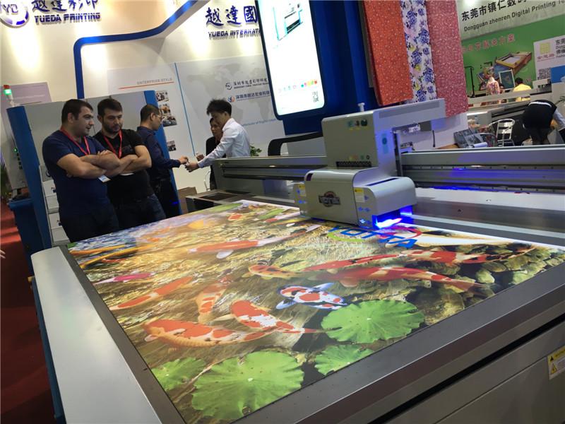 Yotta Uv Printer For Glass Ceramic Wood Flatbed Printing