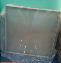 New Model 1010x1010m Tempered glass solar Large Linear fresnel lens